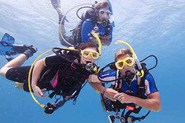 Become a PADI Diver